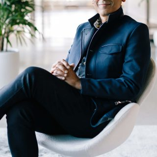 Poshmark CEO Manish Chandra on engineering a fashion-tech unicorn