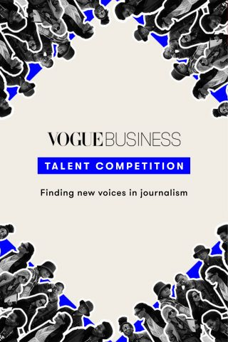 Vogue Business Talent Competiton 2020: Terms and Conditions