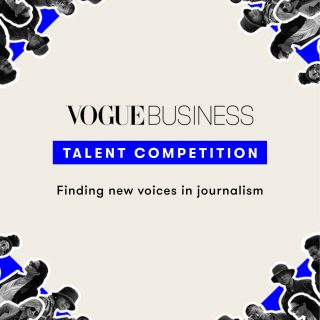 Vogue Business Talent Competition 2020