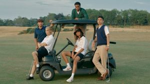 Fashion's new favourite sports: Tennis and golf