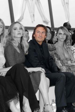 Dior CEO Pietro Beccari on taking digital risks